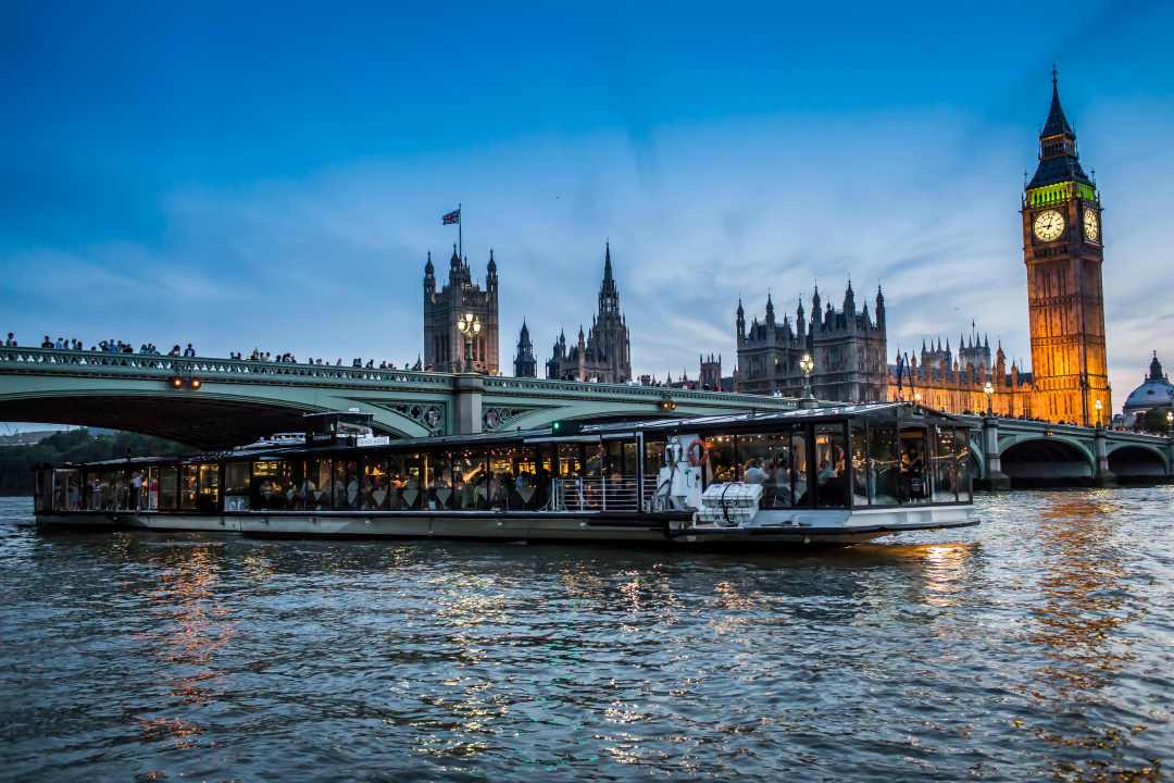 Event Spaces on The Thames