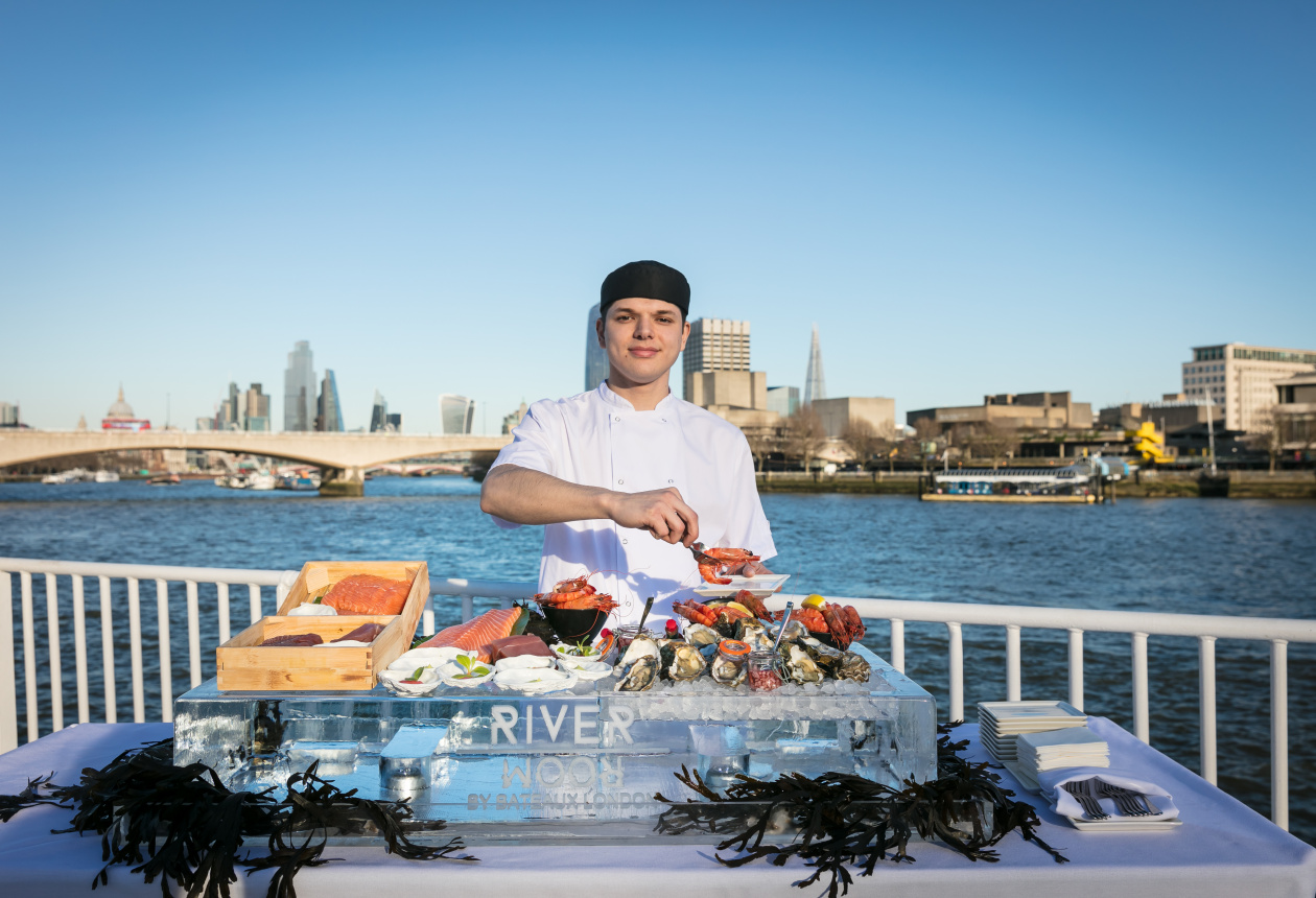 Event catering | Bateaux London